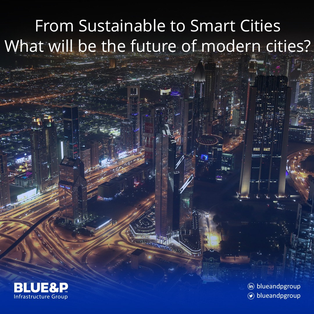 From Sustainable to Smart Cities