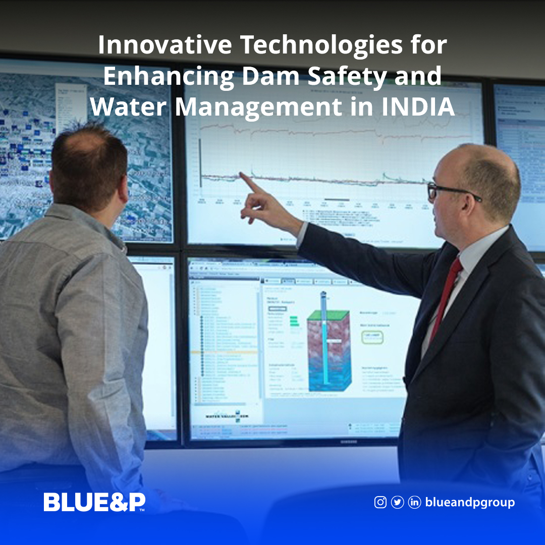 Innovative technologies for enhancing Dam Safety and Water Management in India