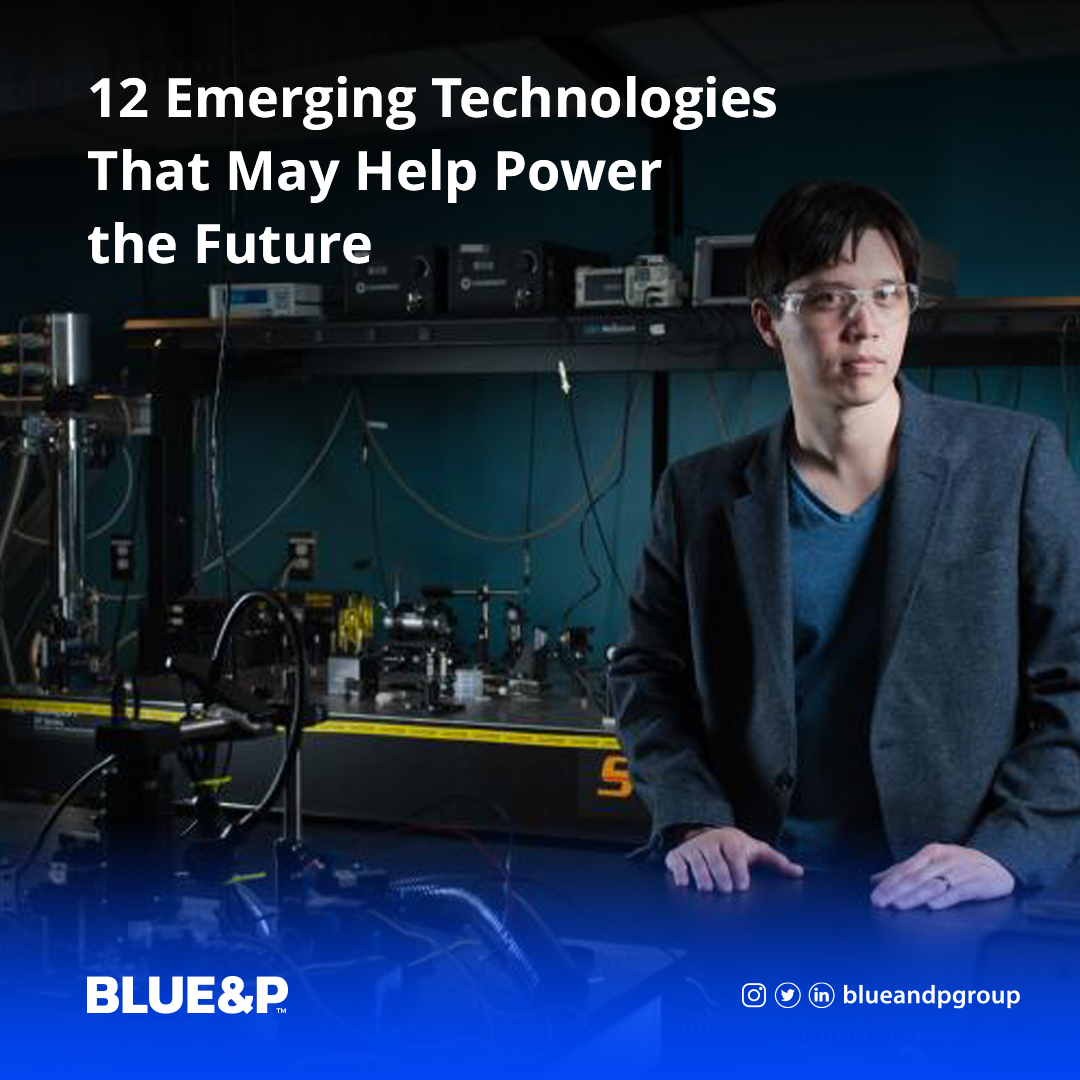 12 Emerging Technologies that May Help Power the Future