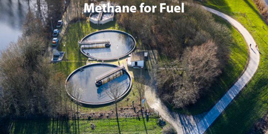 Treating High-Strength and Toxic Wastewaters While Producing Methane for Fuel