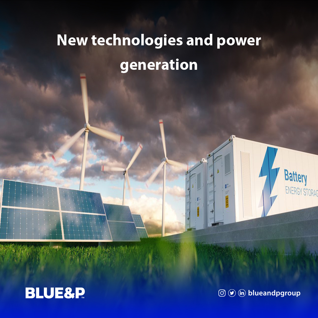 New technologies and power generation