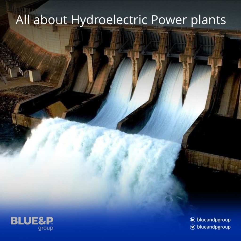 All about Hydroelectric Power plants