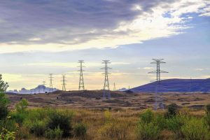 400kV Iran-Armenia Third Power Transmission Line & Substation